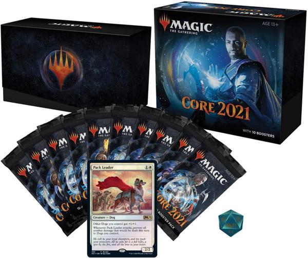 The Gathering Core Set 2021 (M21) Bundle