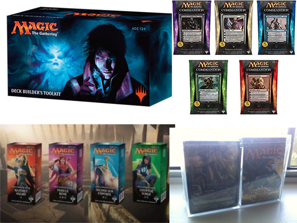 Best Magic! the Gathering Sealed Products - A Guide to Strategic Investment in Magic: The Gathering