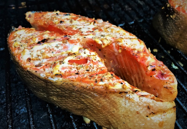 Direct Grilling Fish