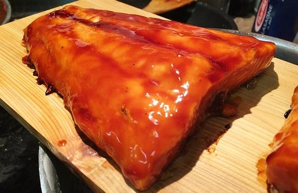 Plank Grilling Fish